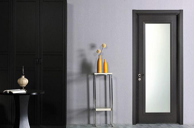 木门不仅仅是房间的单纯分隔,更重要的是一件装饰艺术品。