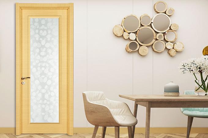 实木复合门木门的三层实木和多层实木有哪些不同?