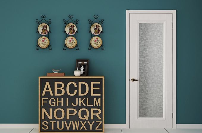 实木复合材质已成为室内门主要材料