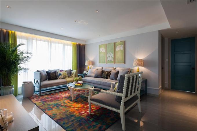 公寓美式风格案例展示