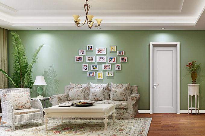 实木复合门怎么样选才能更能展现家装的优质?
