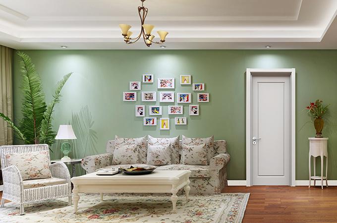 派的门教你如何区分免漆门和油漆门