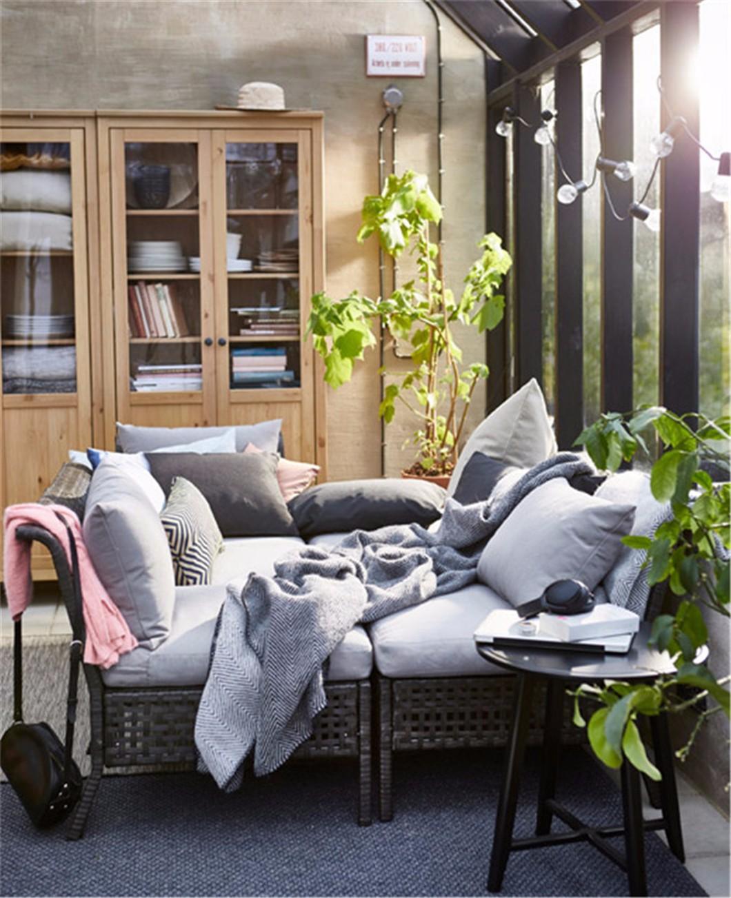 打造全能型户外客厅