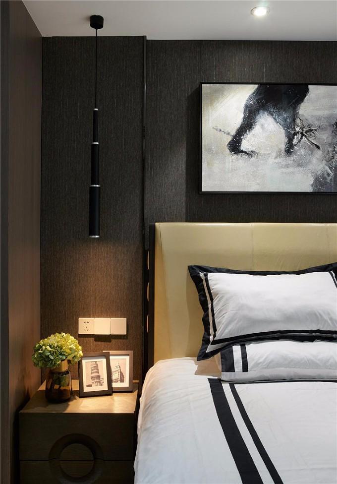 黑色木色搭配  现代时尚3居