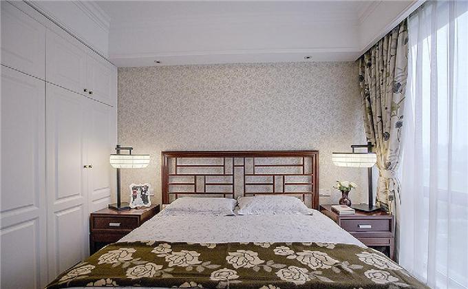 奢华舒适空间  欧式混搭3居