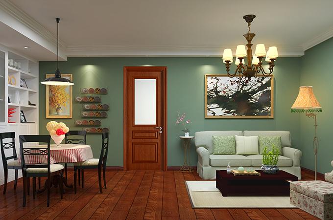 花梨木、楸木你知道几种木门材质?