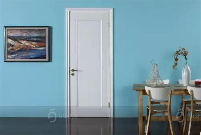 关于实木烤漆门,可以这样选