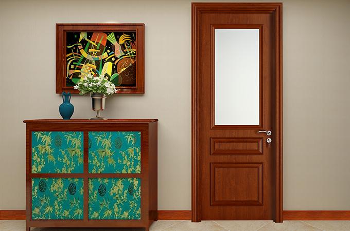 怎样选购一款舒心的卧室门?