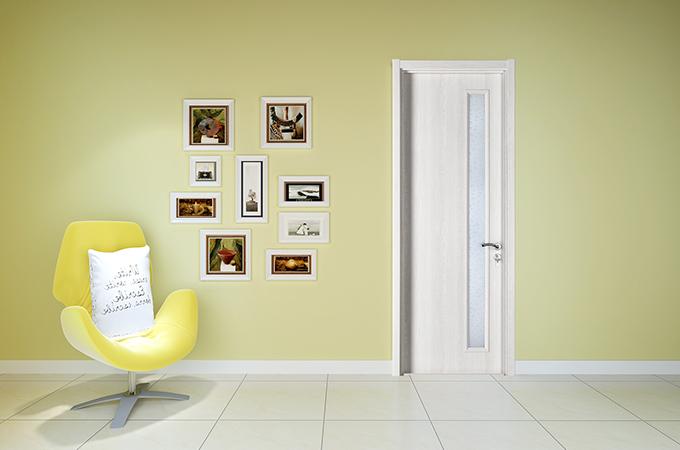 精致的家装卫生间门,也可以成为家装中的一大亮点