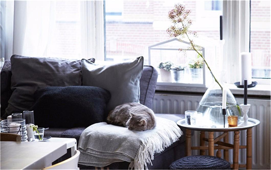 一个让人喜欢得无法自拔的美好家居空间