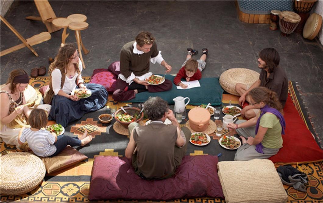 别样用餐:体验不同的用餐创意