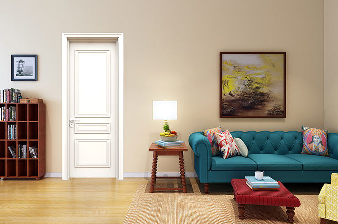 什么样的实木复合门才最优质,当然是大品牌产品~