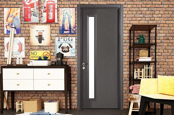 保养室内套装门,一定要从芯材开始