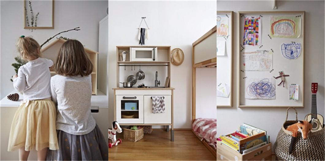 家装参观:位于奥地利的开放式家居公寓