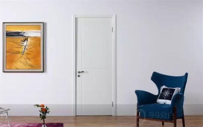 油漆质量不过关,室内门安全就成问题!