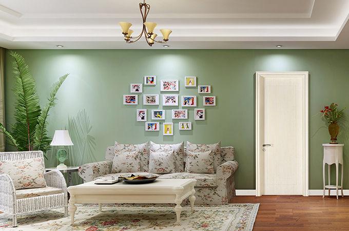 新中式室内门~用线条勾勒出古今别致的美