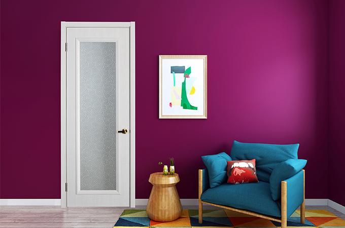 白色实木复合门的分类与优点介绍