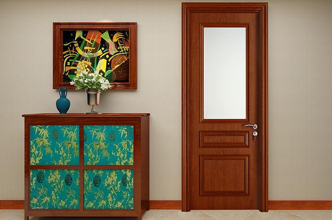 选择优质书房门,学习工作更上一层楼!
