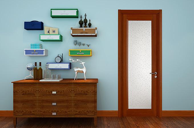了解室内套装门材质,关注其保养问题