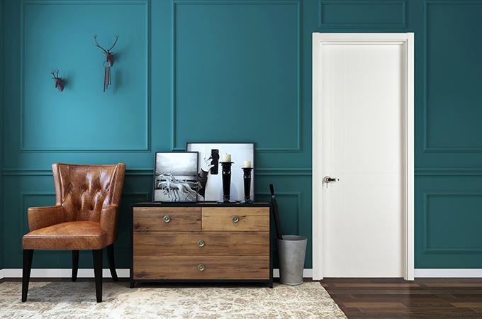 卫生间隔断门最大的魅力,还是体现在材质上面。