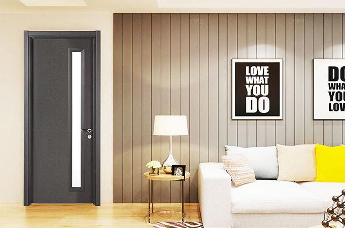 从材质上选卫生间门,才能用起来放心
