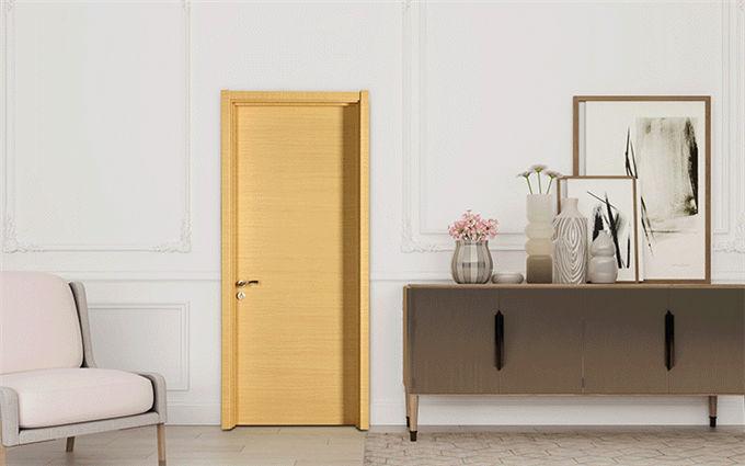 小户型的福音——选好室内门空间增大一倍