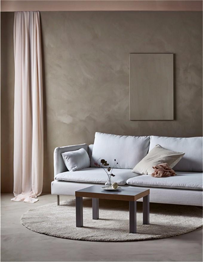 5种方式打造简约风格的客厅