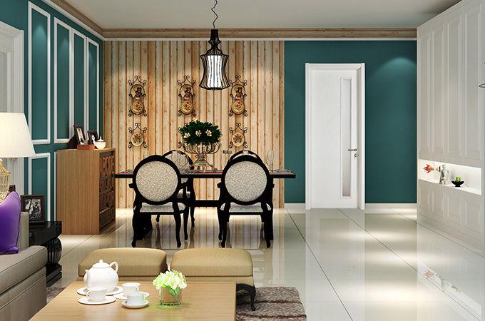 实木复合门因其自身的优势,成为了畅销产品。
