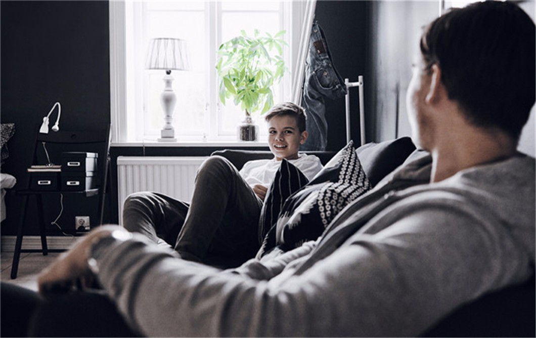 酷炫实用的青少年卧室