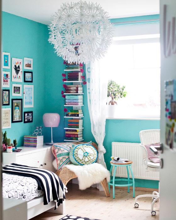 卧室翻新:属于青少年的空间