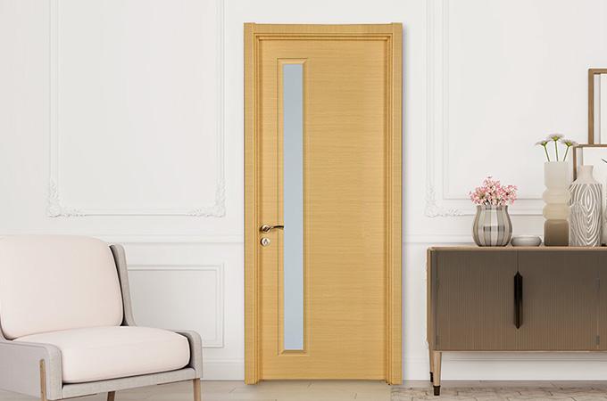 只看颜值可不行,欧式卫生间门的材质也很重要。