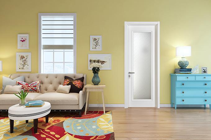 环保卧室门,让你的选择不冒险