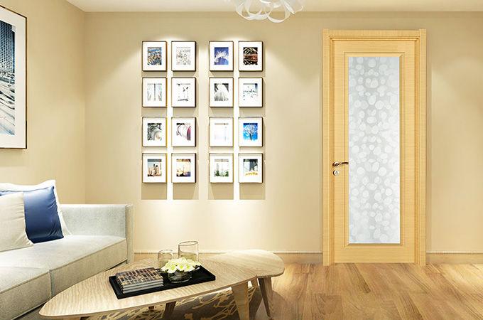 选购木门必看五细节,门扇注意保养