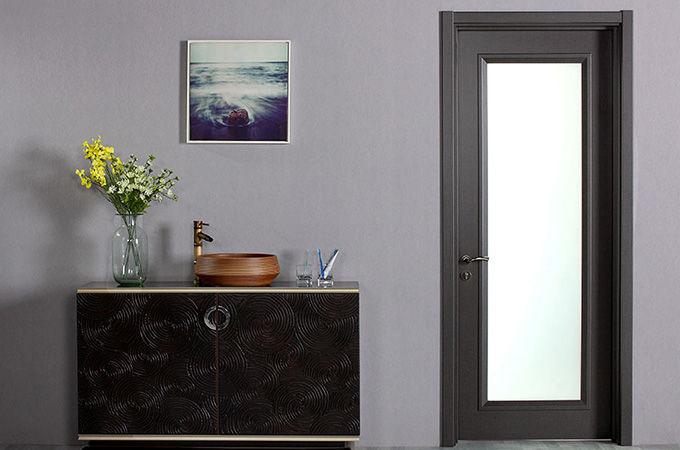 厨房磨砂玻璃门的日常清洁方法