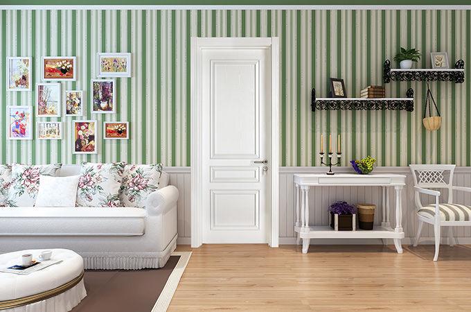 优质家装中,怎么能少了实木复合门?