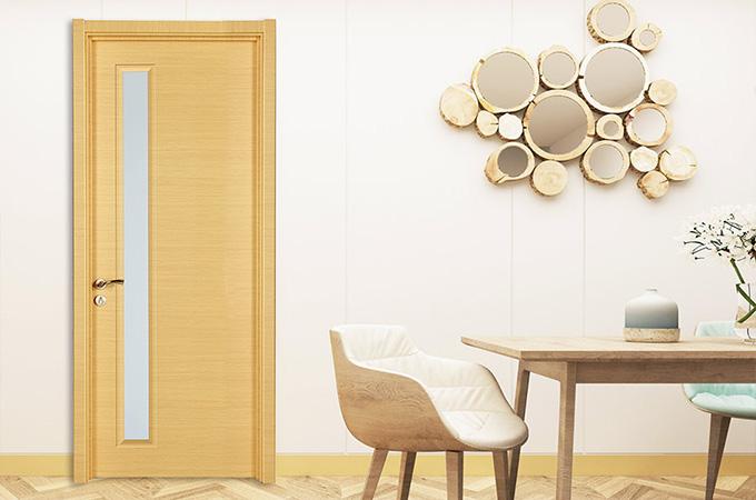 厨房卫生间门的选购,首先要了解其材质的区别