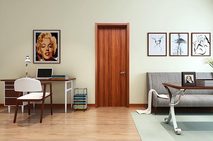 卧室门什么材质的好?选对材质是第一步