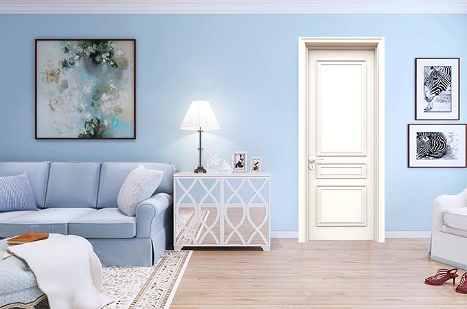 选购白色卧室门,一定要注意其材质、功能和品牌。
