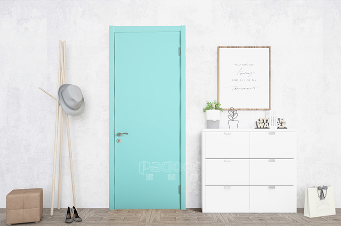 室内门芯材的不同,才是实木门与仿实木门的不同~