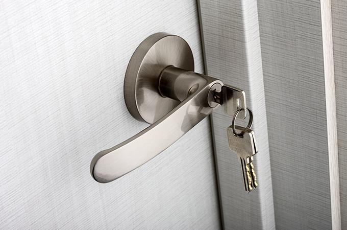 选对木门锁具,木门才能美观又安全