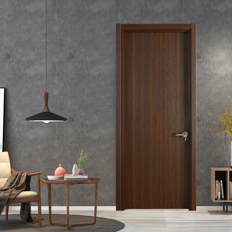 派的门:好的平板门就要有颜有料