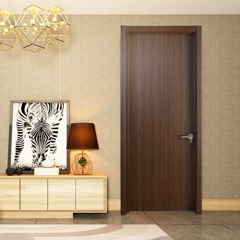 派的门:体现平板门油漆的质量有4个因素