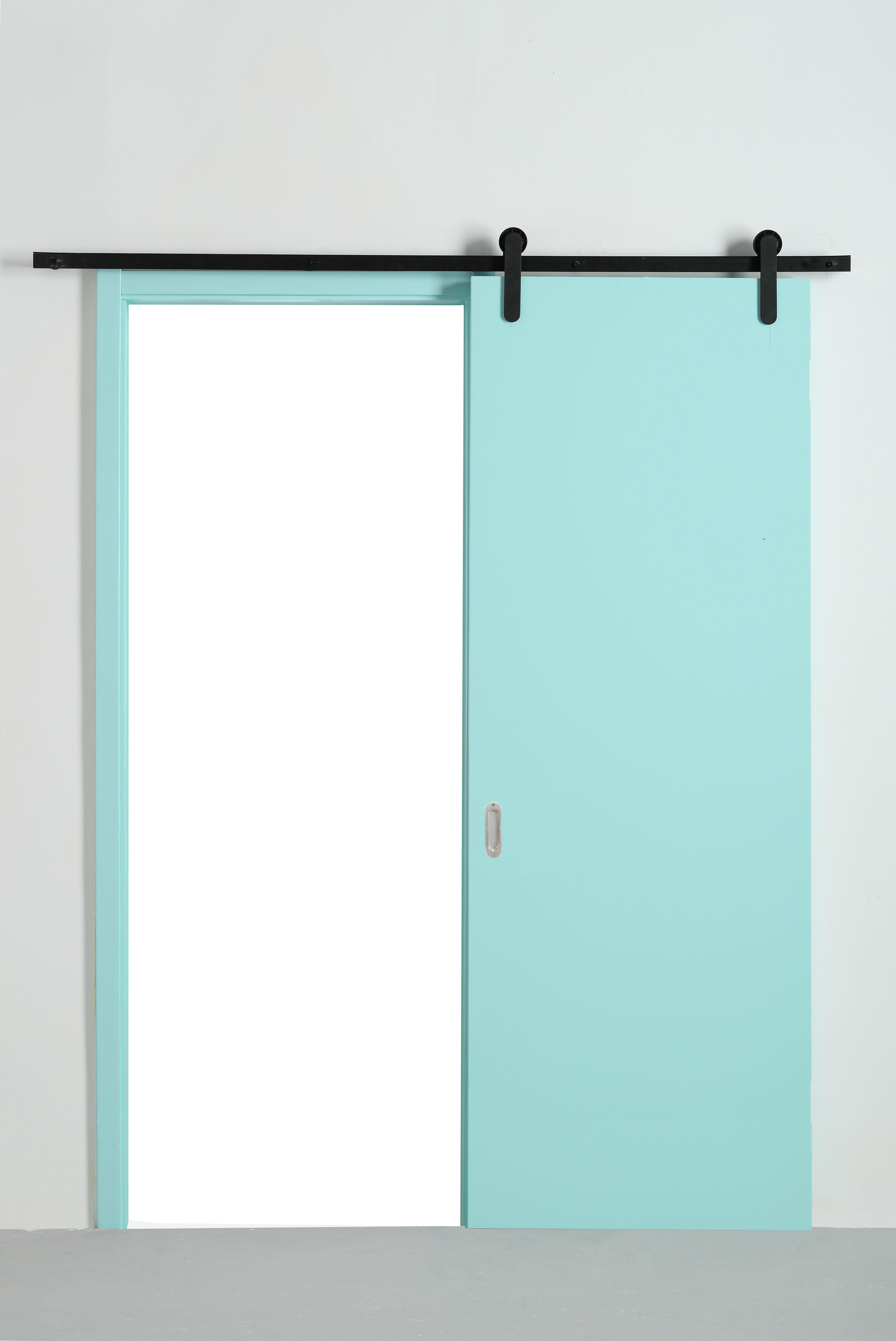 派的门:平板门系列之谷仓门,为何会那么贵?