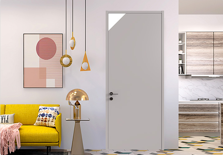 家里的实木复合门是什么材质的,小派教你来鉴别