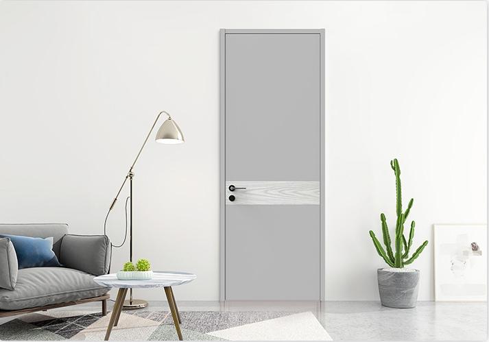 家居平板门样式的选择要符合家居装修风格搭配