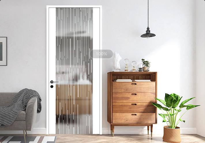 平板玻璃门都有哪些类型?使用材质有那些?
