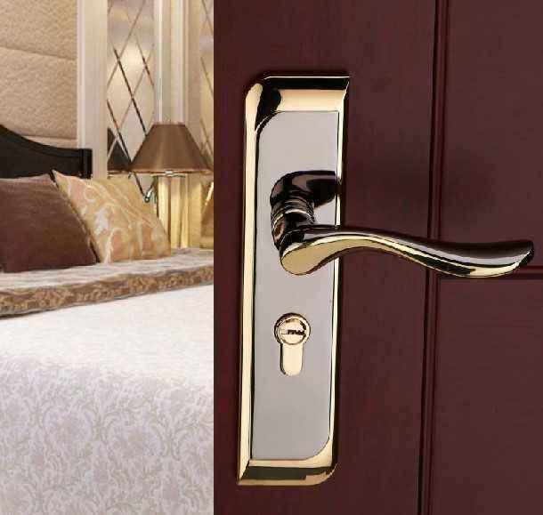 实木复合门的五金锁具包含哪些?各有什么作用?