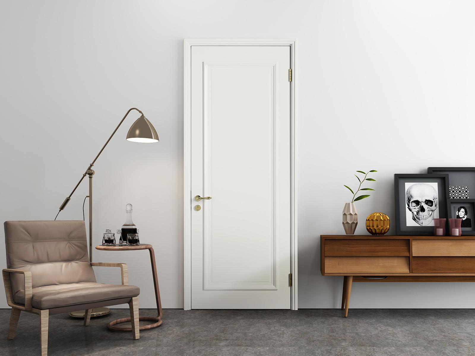 家居油漆平板门油漆工艺质量判别三要素