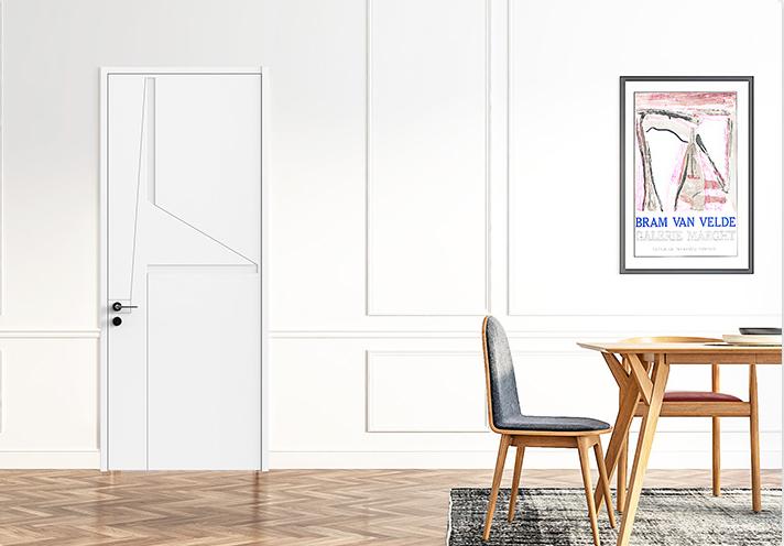 密封条对免漆门的重要性是不言而喻的