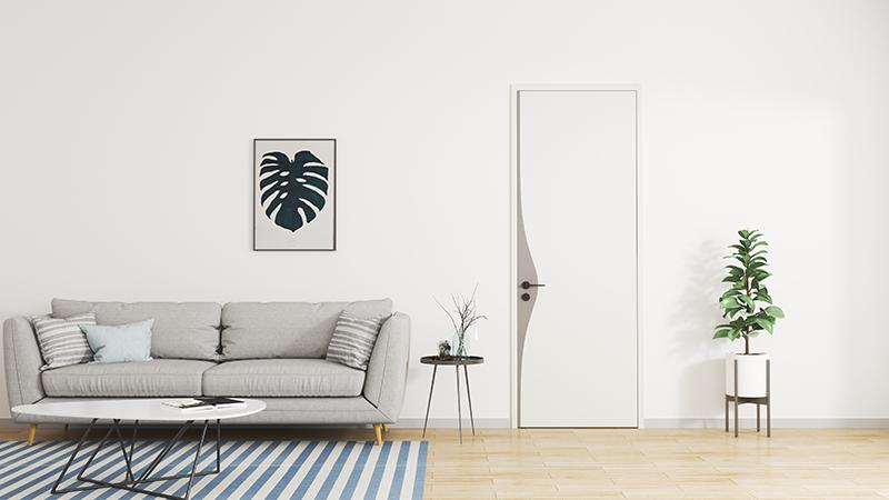平板门的哑口套在家装中发挥着怎样的作用呢?